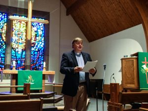 Pastor Scott Maxwell