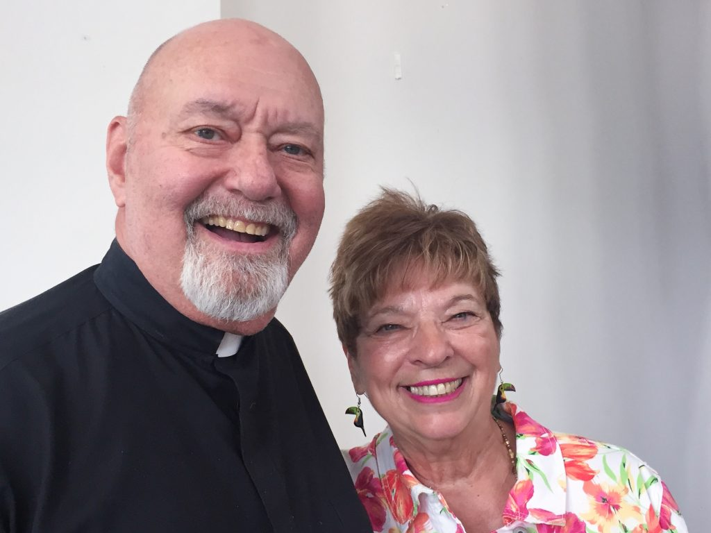 The Rev. David and Gigi Mueller