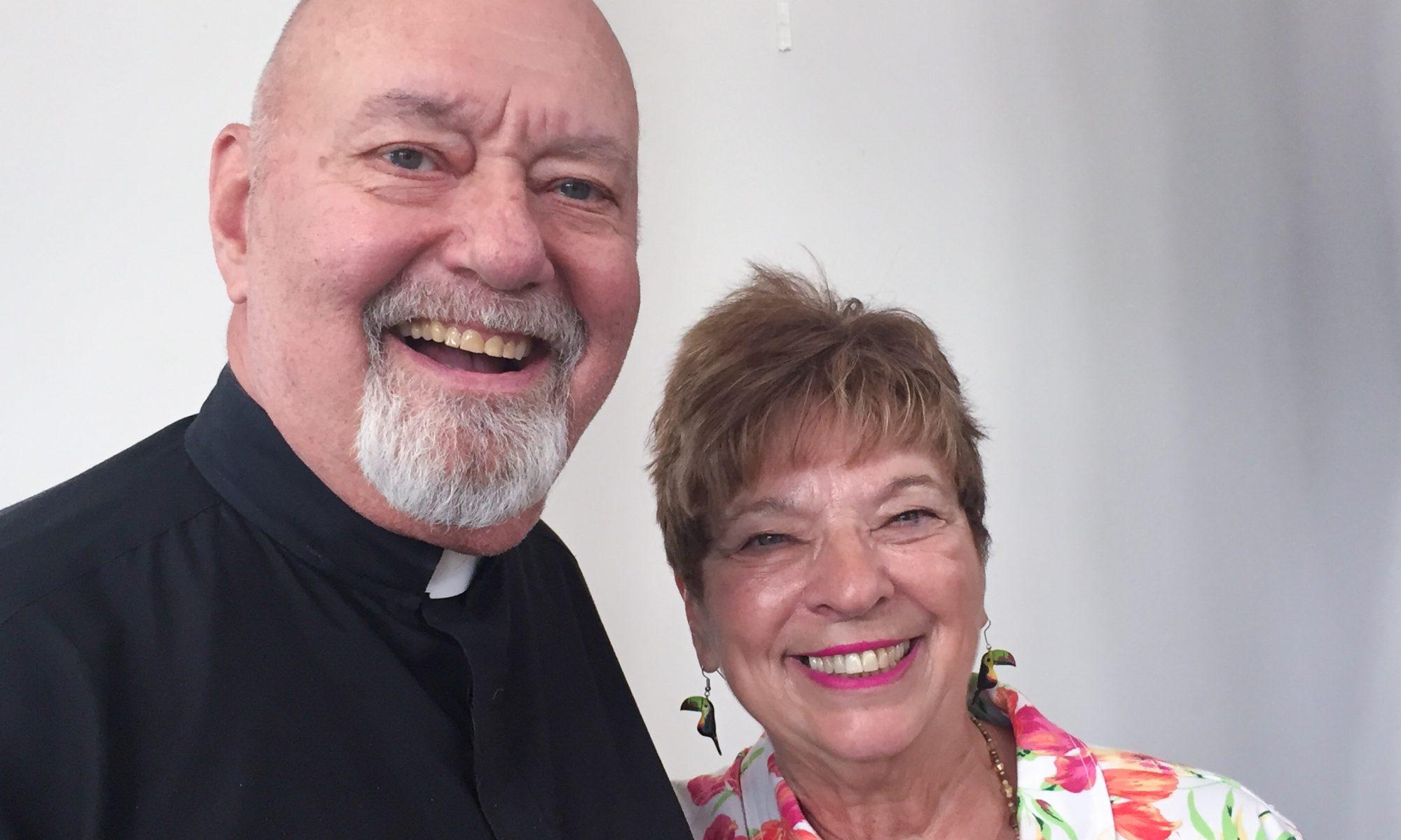The Rev. David and Gigi Mueller