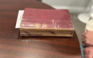 Pastor David Mueller's Bible