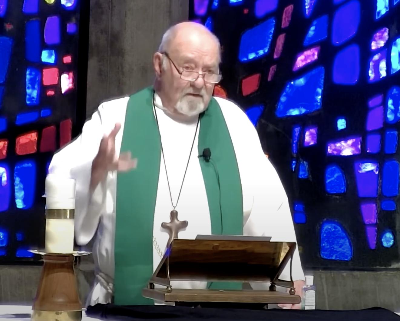 Interim Pastor David Mueller