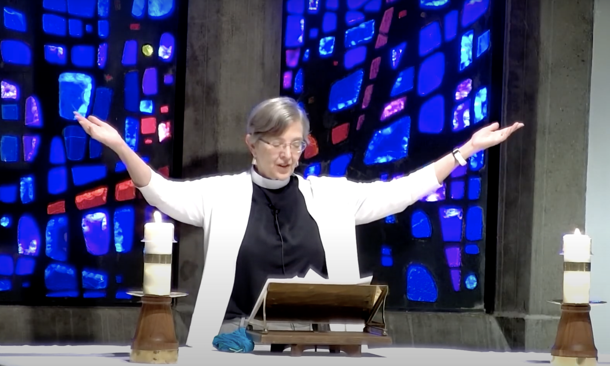 The Rev. Barbara Melosh