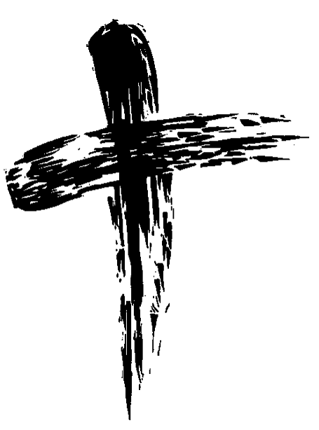 Sketched cross